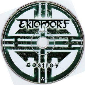Ektomorf: Destroy (CD) - Bild 5