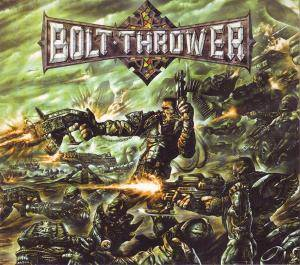 Bolt Thrower: Honour Valour Pride (CD) - Bild 1