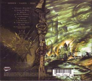 Bolt Thrower: Honour Valour Pride (CD) - Bild 2