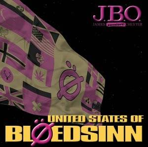 J.B.O.: United States Of Blöedsinn - Cover