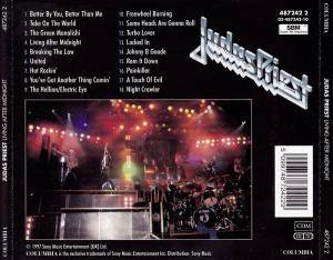 Judas Priest: Living After Midnight (CD) - Bild 2