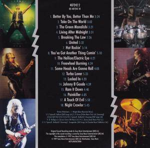 Judas Priest: Living After Midnight (CD) - Bild 4