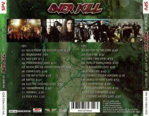 Overkill: Hello From The Gutter - The Best Of Overkill (2-CD) - Bild 2