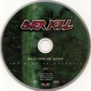 Overkill: Hello From The Gutter - The Best Of Overkill (2-CD) - Bild 3