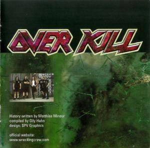 Overkill: Hello From The Gutter - The Best Of Overkill (2-CD) - Bild 10