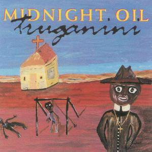 Midnight Oil: Truganini - Cover