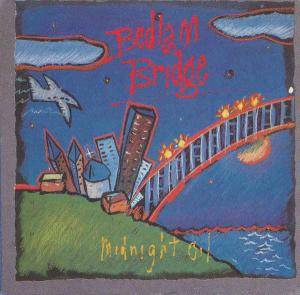 Midnight Oil: Bedlam Bridge - Cover