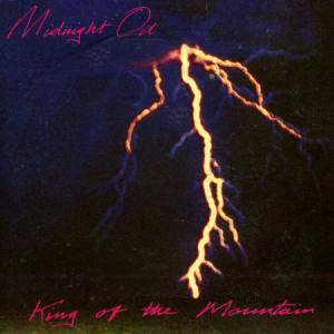 Midnight Oil: King Of The Mountain - Cover