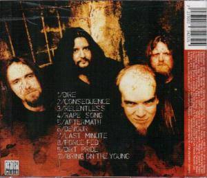 Strapping Young Lad: SYL (CD) - Bild 2
