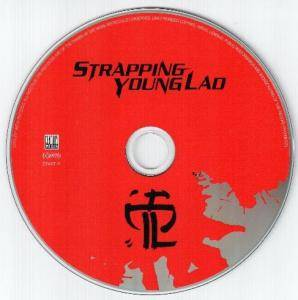 Strapping Young Lad: SYL (CD) - Bild 3