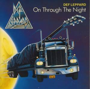 Def Leppard: On Through The Night (CD) - Bild 1