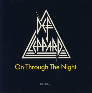 Def Leppard: On Through The Night (CD) - Bild 2