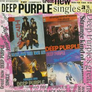 Deep Purple: Singles A's & B's (CD) - Bild 1