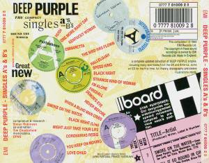 Deep Purple: Singles A's & B's (CD) - Bild 2