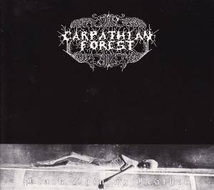 Carpathian Forest: Black Shining Leather - Cover