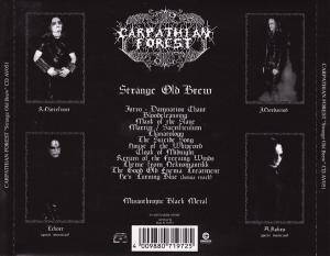 Carpathian Forest: Strange Old Brew (CD) - Bild 2