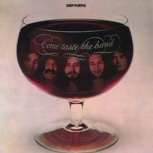 Cover - Deep Purple: Come Taste The Band