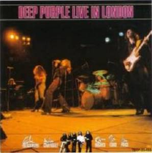 Deep Purple: Live In London - Cover