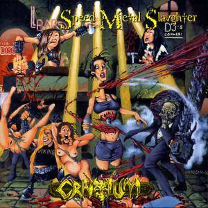 Cover - Cranium: Speed Metal Slaughter