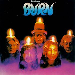 Cover - Deep Purple: Burn