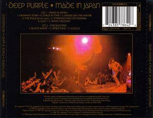 Deep Purple: Made In Japan (2-CD) - Bild 3