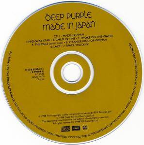 Deep Purple: Made In Japan (2-CD) - Bild 4