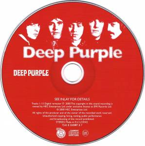 Deep Purple: Deep Purple (CD) - Bild 3