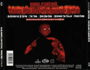 Dark Funeral: Teach Children To Worship Satan (Mini-CD / EP) - Bild 2