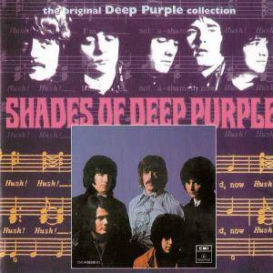 Deep Purple: Shades Of Deep Purple (CD) - Bild 1