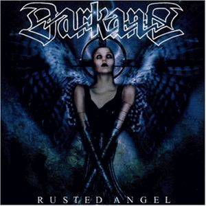 Darkane: Rusted Angel - Cover