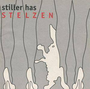 Cover - Stiller Has: Stelzen