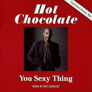 Hot Chocolate: You Sexy Thing - Cover