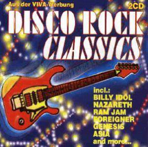 Disco Rock Classics - Cover