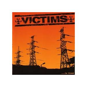 Victims: ...In Blood - Cover