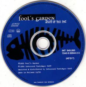 Fools Garden: Dish Of The Day (CD) - Bild 2