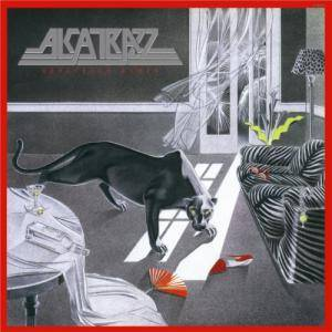 Alcatrazz: Dangerous Games - Cover