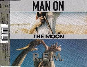 R.E.M.: Man On The Moon - Cover