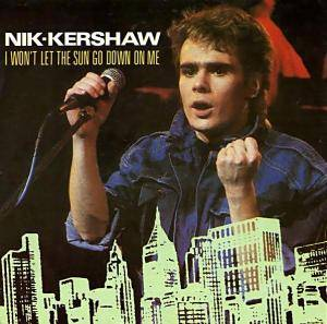 Nik Kershaw: I Won't Let The Sun Go Down On Me - Cover