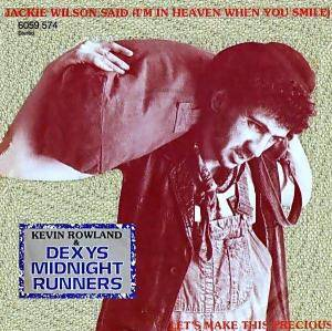 Kevin Rowland & Dexys Midnight Runners: Jackie Wilson Said (I'm In Heaven When You Smile) - Cover