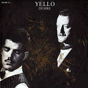 Yello: Desire - Cover