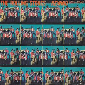 The Rolling Stones: Rewind (1971-1984) - Cover