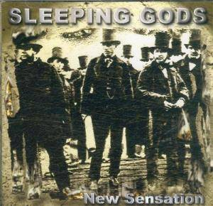 Sleeping Gods: New Sensation - Cover