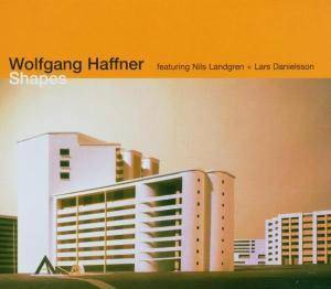 Cover - Wolfgang Haffner: Shapes