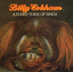 Billy Cobham: Funky Thide Of Sings, A - Cover