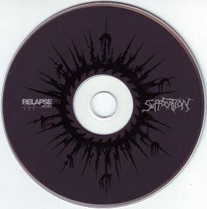Suffocation: Suffocation (CD) - Bild 3