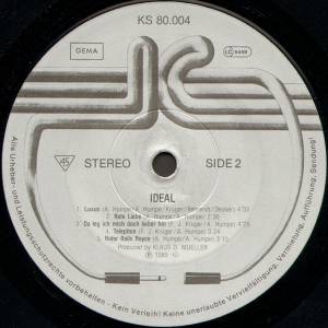 Ideal: Ideal (LP) - Bild 4