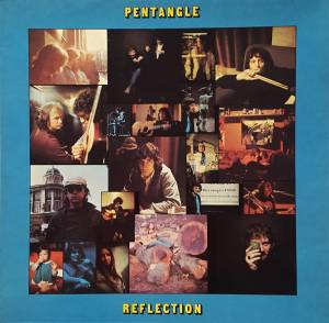 Cover - Pentangle: Reflection