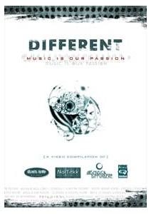 Different - Music Is Our Passion - Cover
