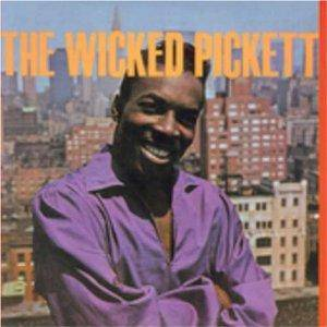 Wilson Pickett: Wicked Pickett, The - Cover