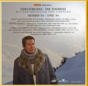 Udo Jürgens Weihnachtslieder.Udo Jürgens Es Werde Licht Meine Winter Und Weihnachtslieder Cd